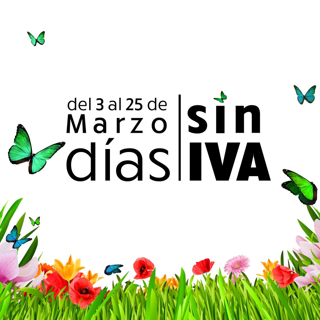 OLIMPO diìas sin IVA _ CRSL