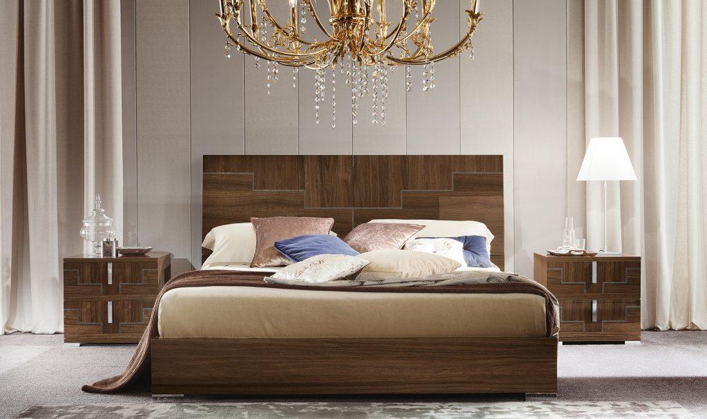 Dormitorio rústico Medina del Campo
